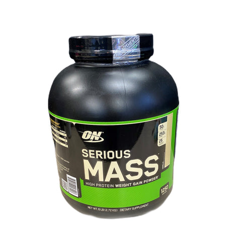ON Serious Mass - 2.72kg