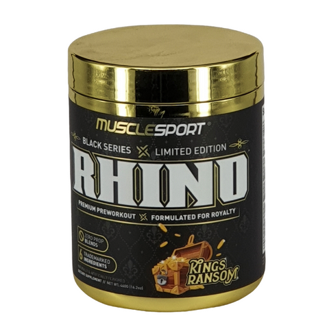 MSI Rhino Kings Ransom - Special Edition Pre Workout