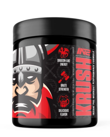 Krush Pre-Workout