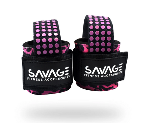Lifting Straps Savage Fitness