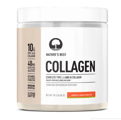 Nature's Best Collagen 195g