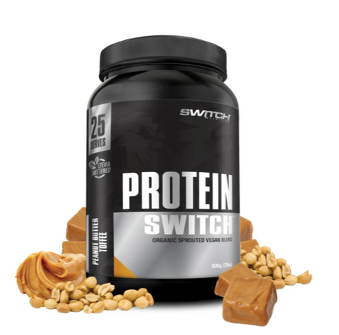 Protein Switch 25 Serve