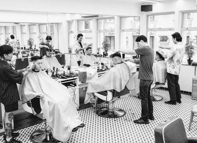 Hong Kong's Best Barbershops