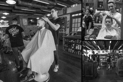 Barbers of the Month: Barber Bros & Co