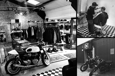 Barbers of the Month: Bikes and Blades