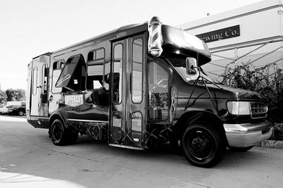 Introducing the Uppercut Deluxe 'Cut Bus'