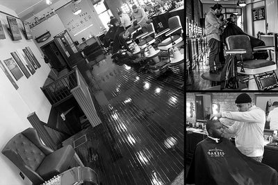 Barbers of the Month: West Park Barber Shop