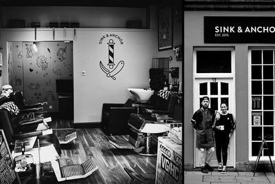Barbers of the Month: Sink and Anchor