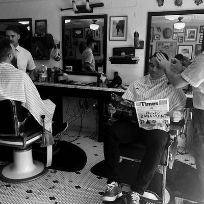 Barbers of the Month: The King's Club Barber Shop