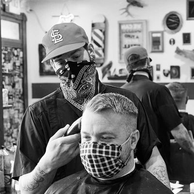 Barbers of the Month: Union Barbershop and Strike Bar