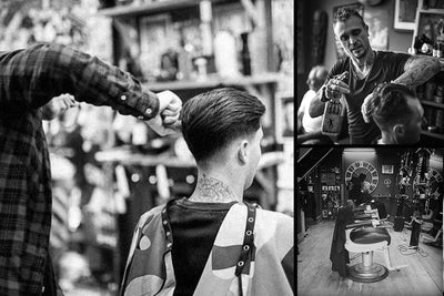 Barbers of the Month: Headcase Barbers