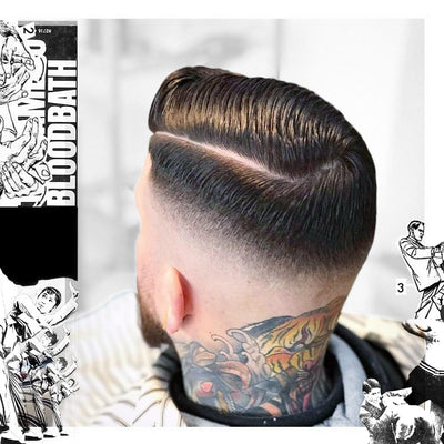 Featured Style: Skin Fade Side Part