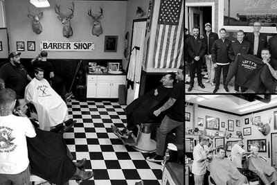Barbers of the Month: Lefty's Barbershops