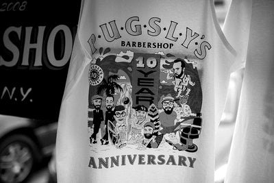 Celebrating 10 Years of Pugsly's Barbershop