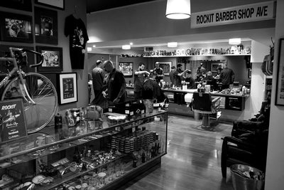 Barbers of the Month: Rockit Barbershop