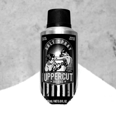 Introducing Uppercut Deluxe Salt Spray