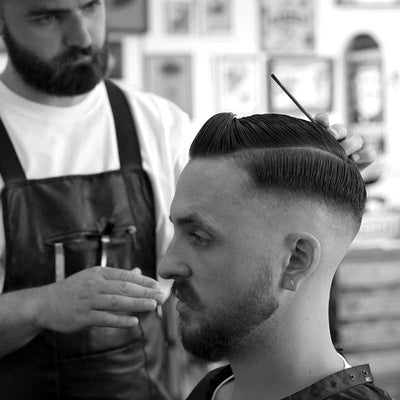 Skin Fade Pomp - How To Cut