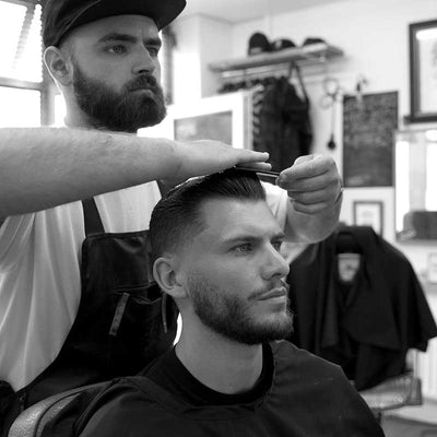 Tapered Short Back and Sides - How To Cut