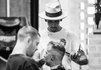 Uppercut Deluxe Barbershop Takeover