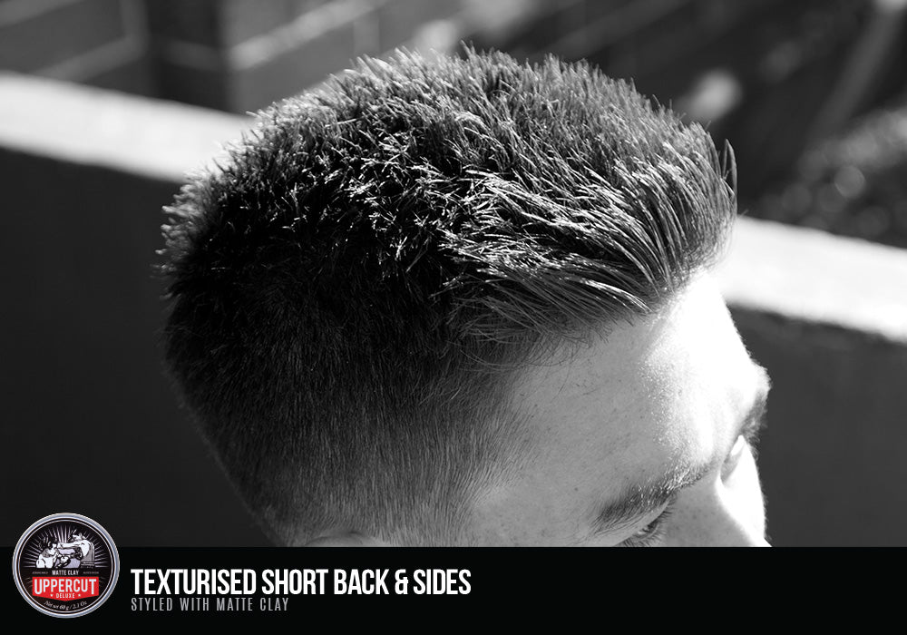 Textured Short Back and Sides
