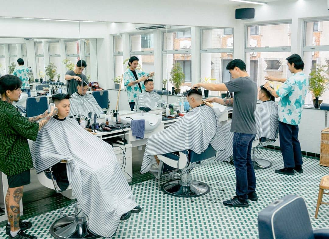 Hong Kong's Best Barber Shops - Too Far Too East Barber Co