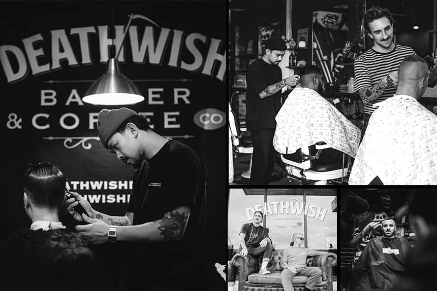 Deathwish Barber and Tattoo Co