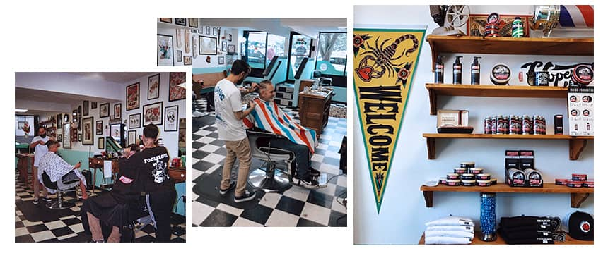 Fools Love Barber and Supply