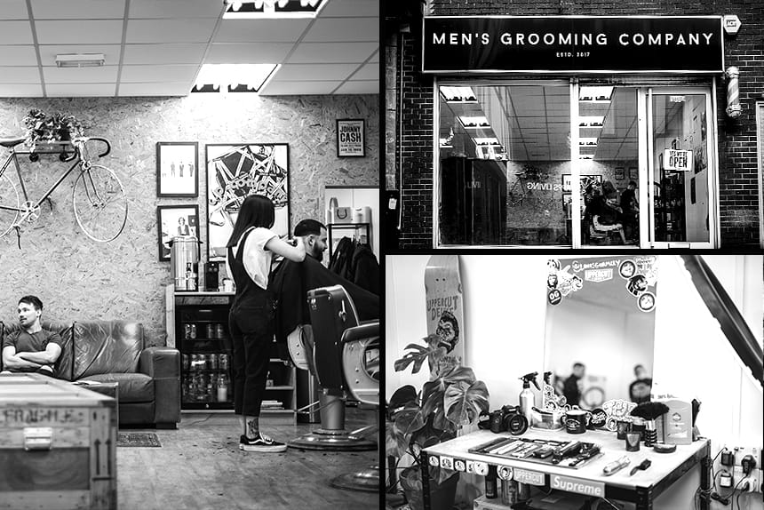 Uppercut Deluxe Barbers of the Month - Men's grooming Company