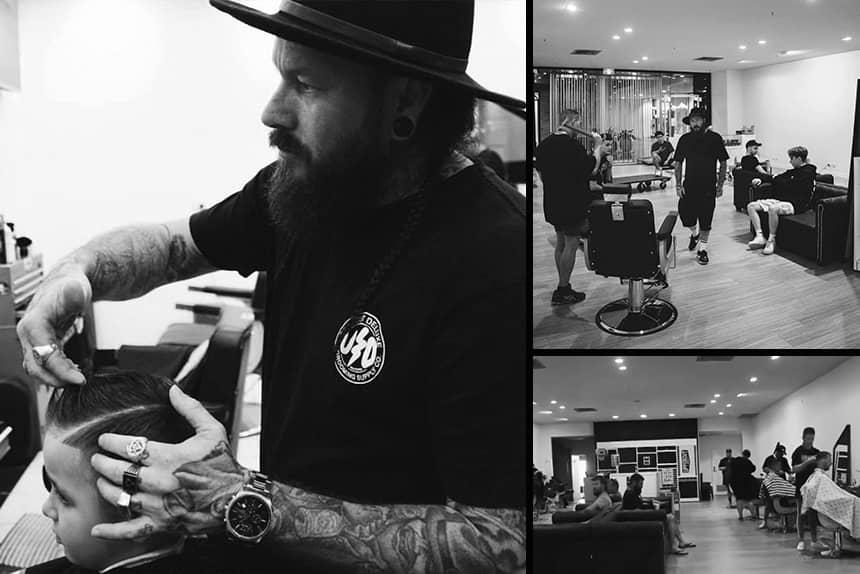 Barber of the Month - Heath Paton Hair for Men