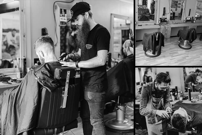 Uppercut Deluxe - Barbers of the Month: Jeast Cuts