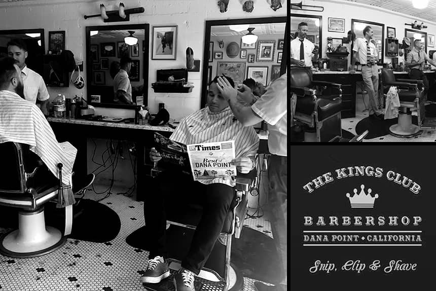 King's Club Barber Shop