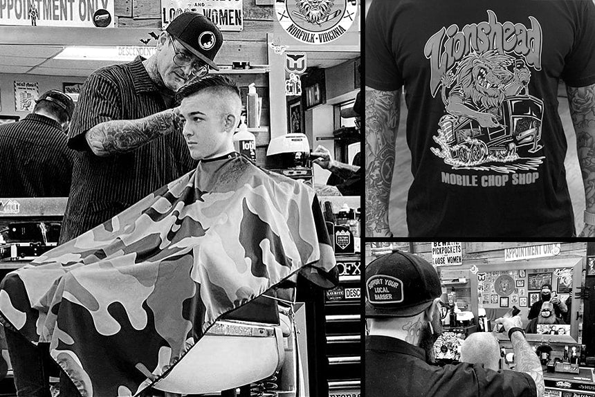 Lionshead Barbershop - Barbers of the Month