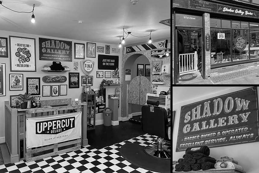 Shadow Gallery Barber Shop