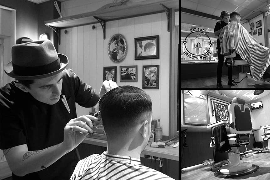 Barbers of the Month: Tooth and Nail Barber Surgeons