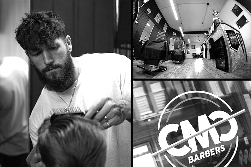 Uppercut Deluxe - CMC Barbershop