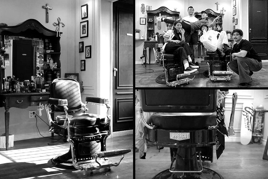 Barbers of the Month: Hightension Barbershop