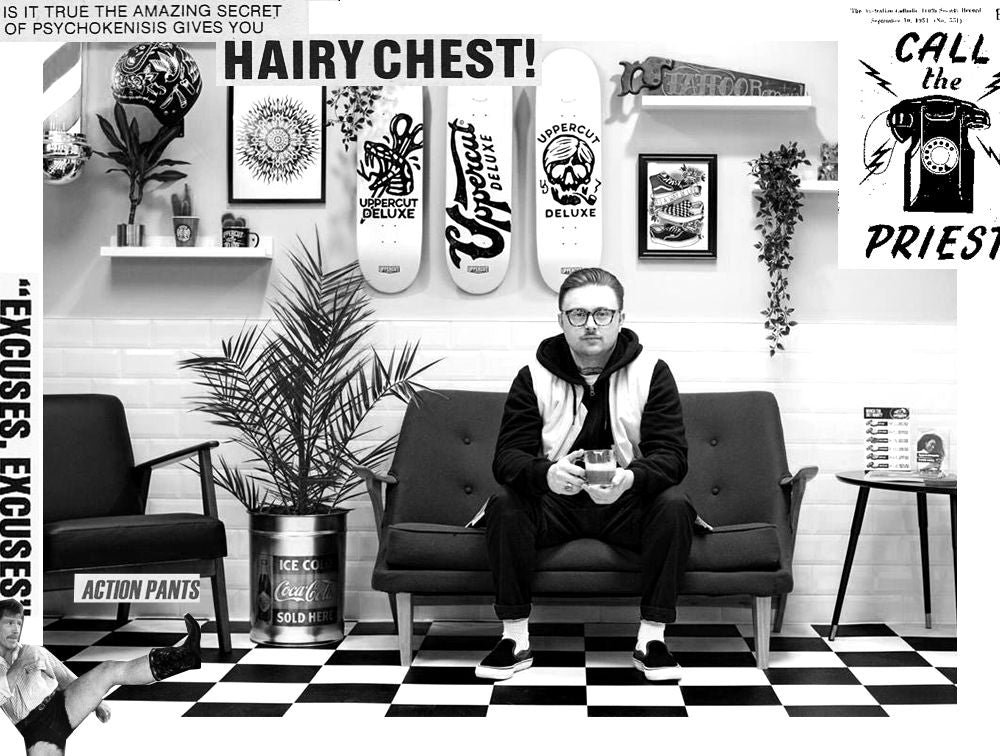 Catching up with Charlie Venn Barber