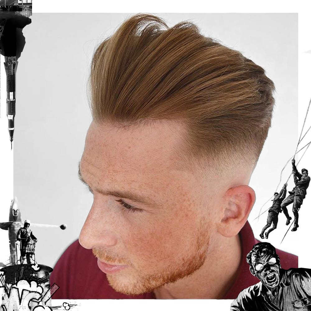 Uppercut Deluxe | Natural Pomp