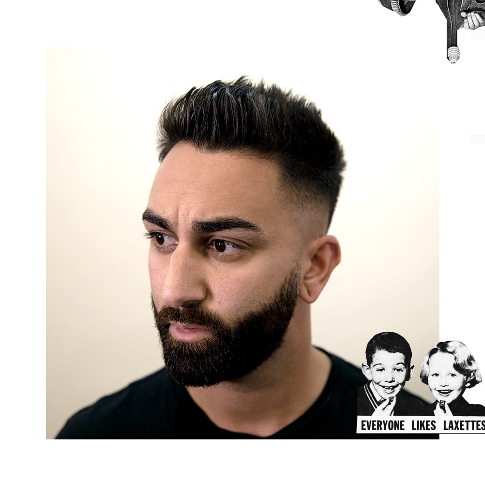 Uppercut Deluxe | Messy Quiff