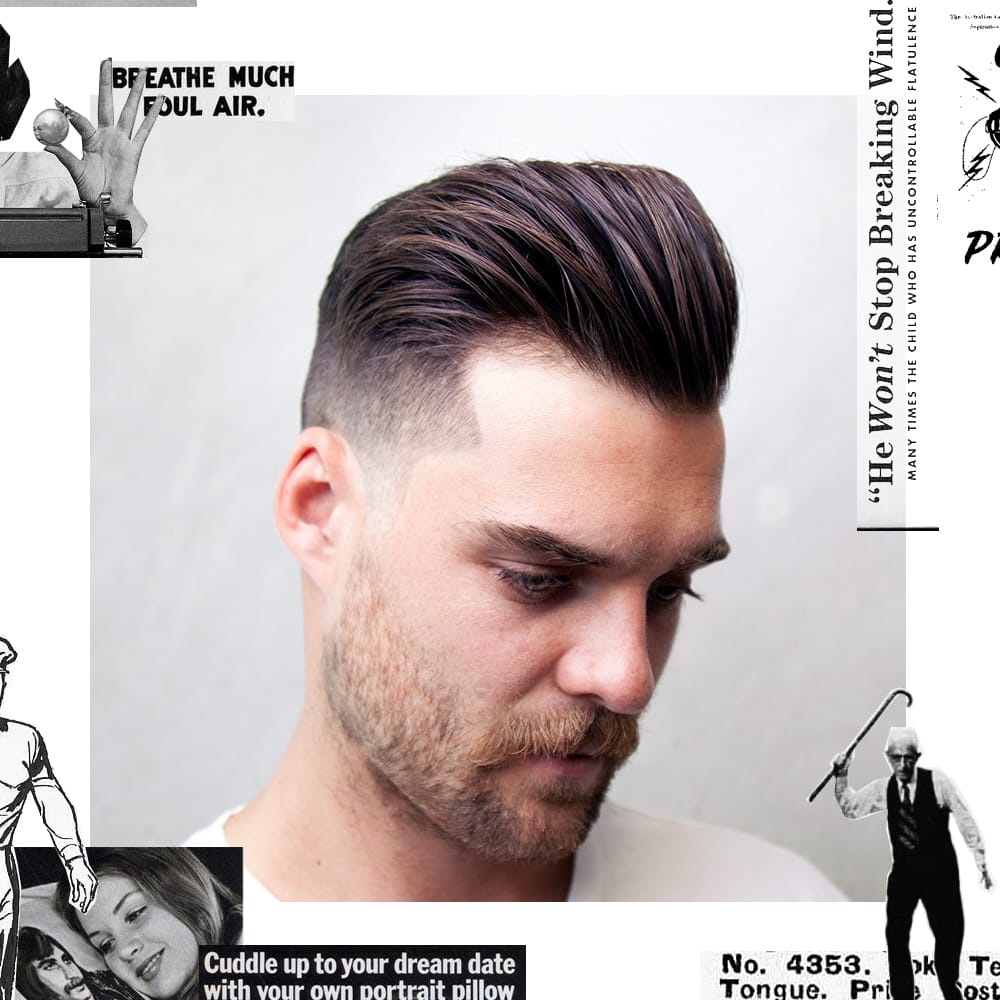 Uppercut Deluxe Faded Pomp