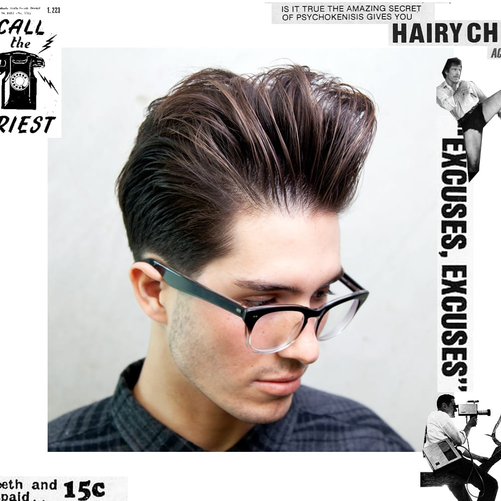 Uppercut Deluxe High Textured Pomp