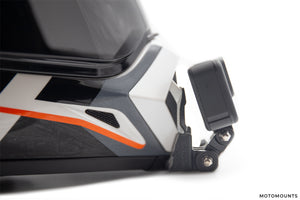 Bell MX-9 Adventure GoPro Chin Mount