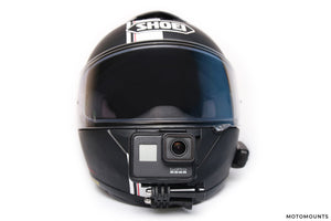 Shoei GT-Air 1 GoPro Chin Mount