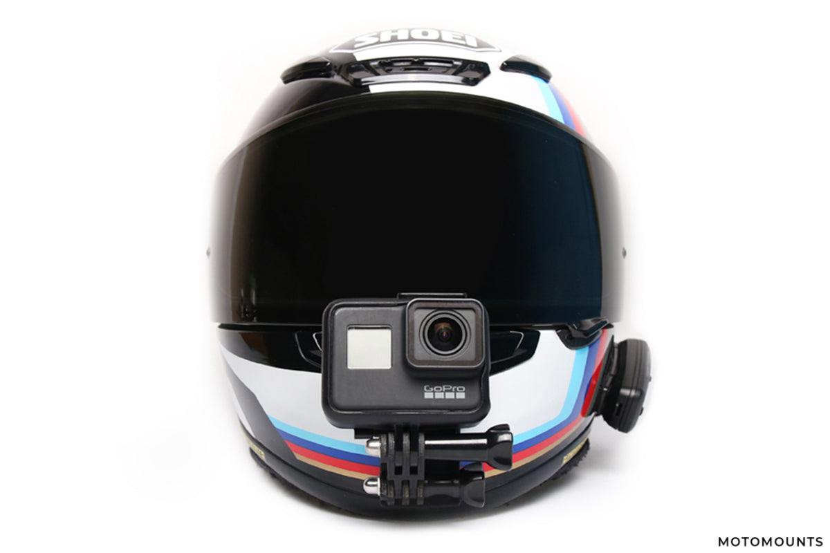 Shoei NXR & RF1200 GoPro Chin Mount