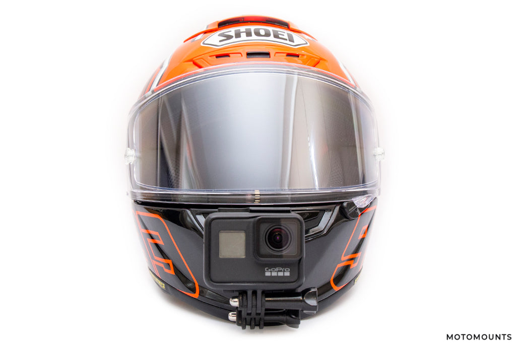 Shoei X-Spirit III & X-Fourteen GoPro Chin Mount