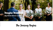 Load image into Gallery viewer, Wedding Officiant Website