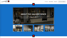 Load image into Gallery viewer, Art Gallery Website