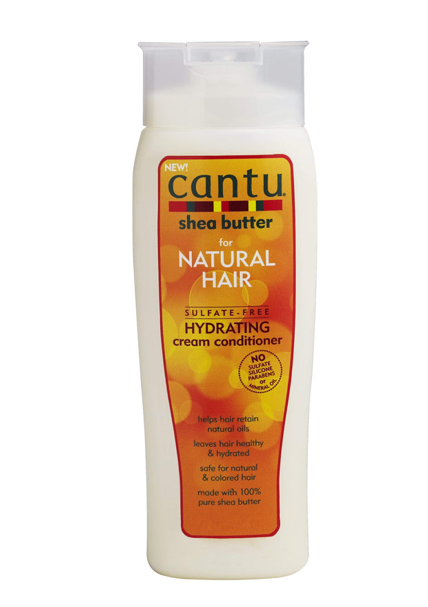 CANTU SULFTFREE HYDRATING CREAM CONDITIONER 400ml