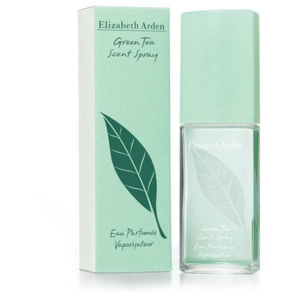 ELIZABETH  ARDEN, GREEN TEA  EDT SCENT SPRAY  100ML