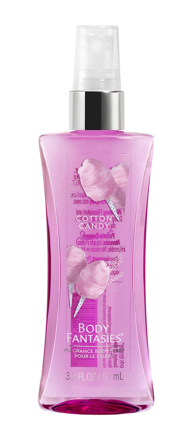 BODY FANTASIES SIGNATURE COTTON CANDY BODY SPRAY 94ml-3912-TN3